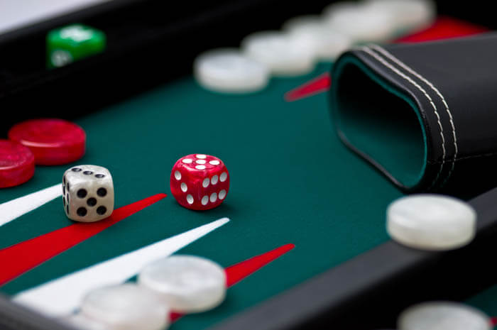 Understanding Backgammon odds
