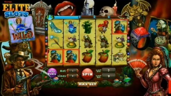 Elite Slots by Zynga, ruling the world