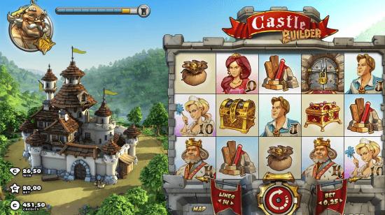 castle builder game