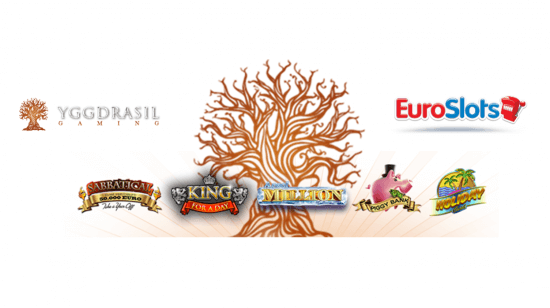 Euroslots adds 9 new titles from Yggdrasil Gaming