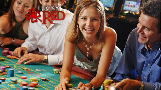 Lucky Red breaks the mold once more