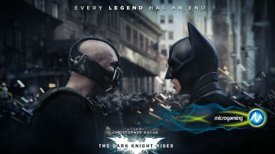 Microgaming Releases The Dark Knight Rises Video Slot Preview