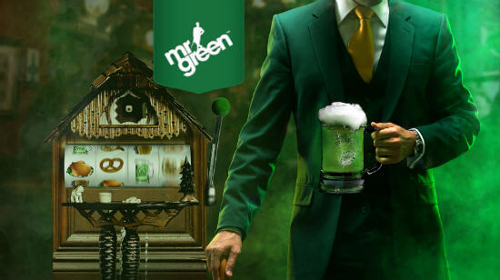 Live Baccarat online med riktig dealer | Mr Green Casino