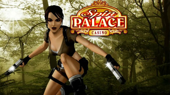 Claim up to £375 and over 5,000 Free Spins at Spin Palace!