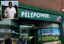 Paddy Power Pele Power 130x90