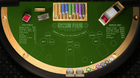 Costly Mistakes of Russian Poker