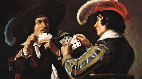 Famous (and Unexpected) Gamblers through History, Part 1