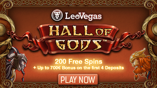 3.2 Million up for Grabs at LeoVegas