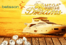 Betsson Mega Fortune Dream 130x90