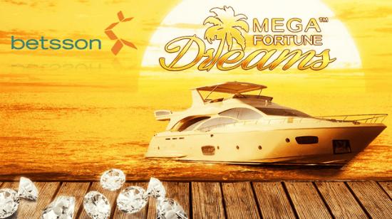 Mega Fortune Dreams Jackpot Falls at £2.1 Million