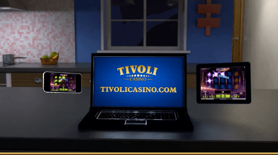 Tivoli Launches Mobile Casino