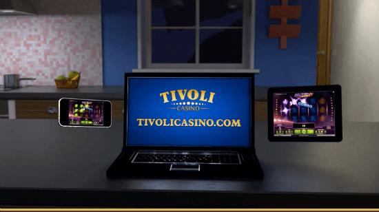 Tivoli Launches Mobile Casino