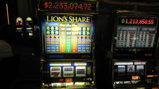 Lonely one-armed bandit retired after $2.4 million jackpot