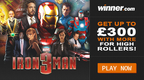 There's a Bonus Offer Every Day at Winner Casino