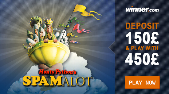 Play for over £1.6 Million Risk-free at Winner This Weekend