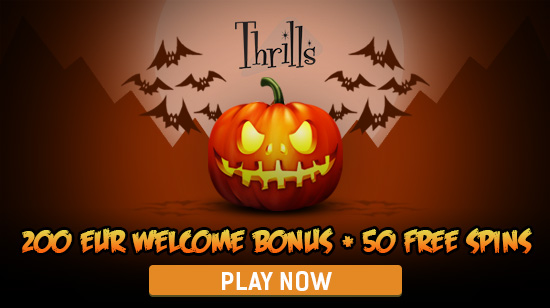 The Big Bonus Halloween Frills and Thrills!