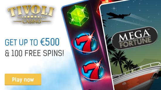 Mega Fortune Jackpot Now Available at Tivoli Casino