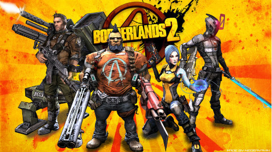 Borderlands II: Where Shooter Meets Slots