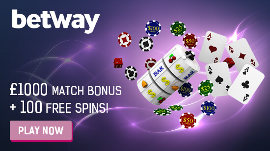 This Is Why Betway Is The Casino You're Missing Out On!