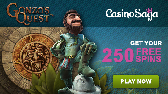 Travel The Island Of Riches With 250 Free Spins At Casino Saga!