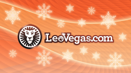 Happy Holidays It Is! Leo Vegas Gives  1000 Everyday PLUS  100,000!