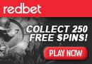 redbet-250-free-spins