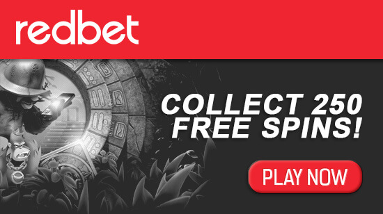 Why Redbet Is Your New Favourite Casino (Hint: 250 Free Spins!)