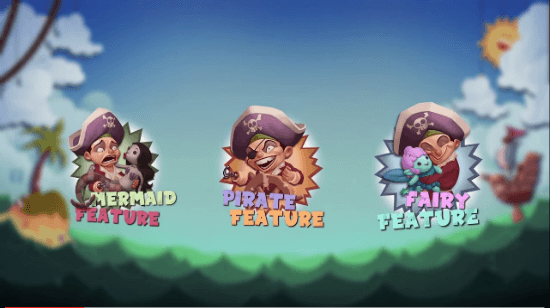 First Look At The Brand New NetEnt Slot – Hook's Heroes