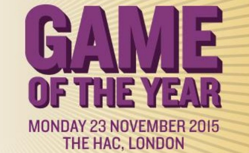 EGR Announce the 2015 Game of the Year Award Shortlist!