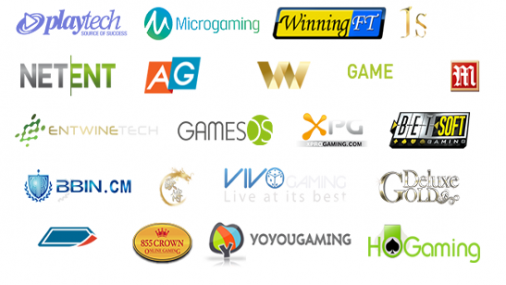 The Top Gaming Providers for Online Casinos