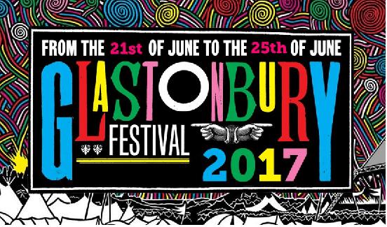 Discover the odds for final Glastonbury Festival 2017 headliner